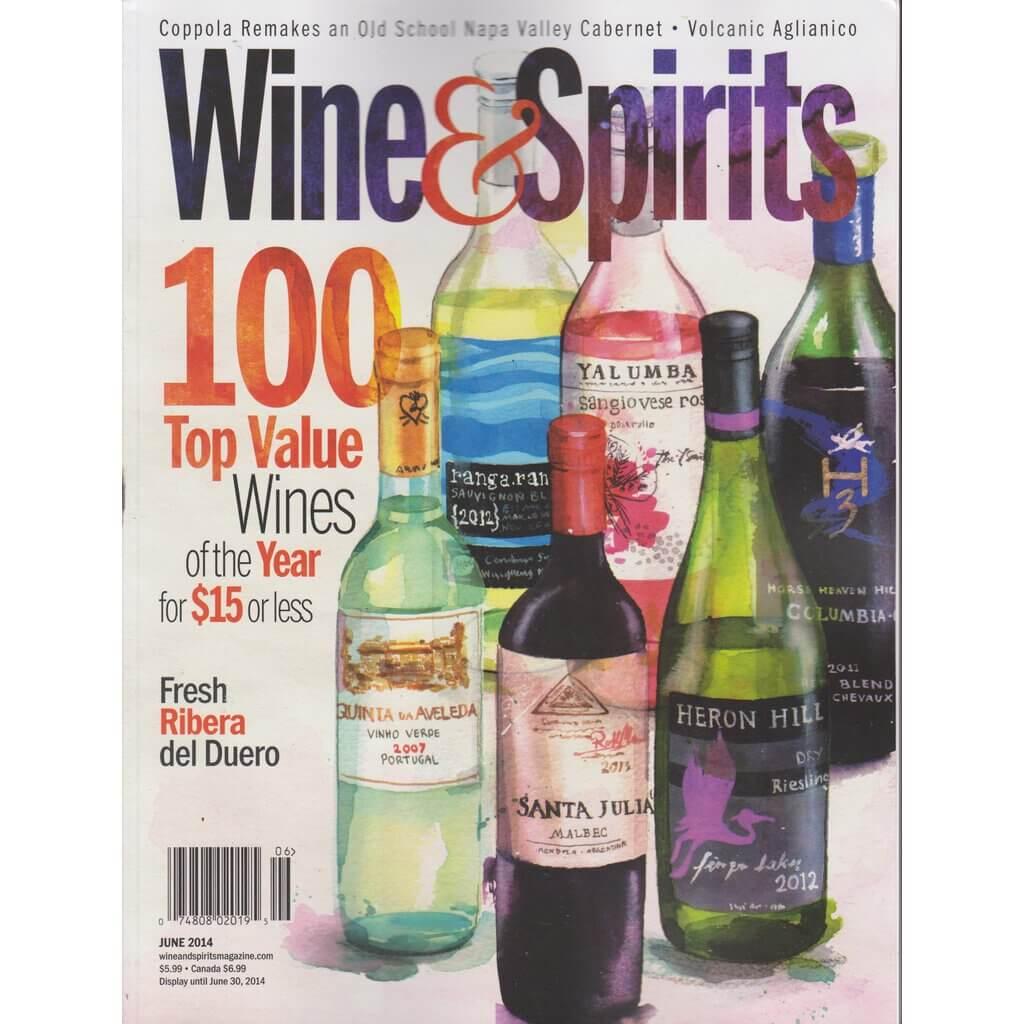 Wine Spirits Magazine Grand Reserve Rewards